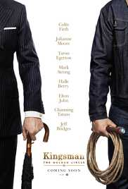 Kingsman The Golden Circle (2017) (BRRip) - New Hollywood Dubbed Movies