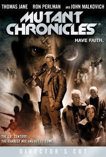 Mutant Chronicles (2008)  (DVD)