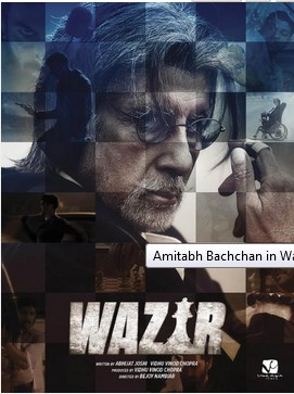 Wazir (2016) (BluRay) - New BollyWood Movies