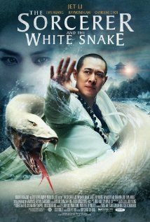 The Sorcerer And The White Snake (2011) (Bluray)