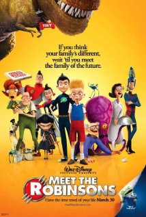 Meet the Robinsons (2007) (Br Rip)