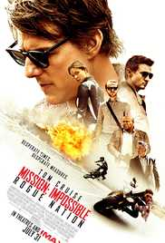 Mission Impossible - Rogue Nation (2015) (BluRay) - Mission Impossible All Series