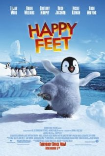 Happy Feet (2006) (DVd Rip) - Cartoon Dubbed Movies