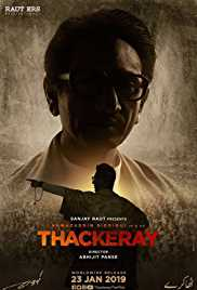 Thackeray (2019) (BluRay) - New BollyWood Movies