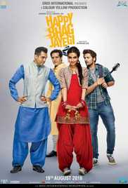 Happy Bhag Jayegi (2016) (DVD Rip) - New BollyWood Movies