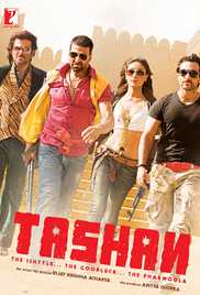 Tashan (2008) (DVD Rip) - Bollywood Movies