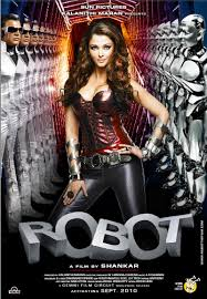 Robot (2010) (DVD) - Bollywood Movies