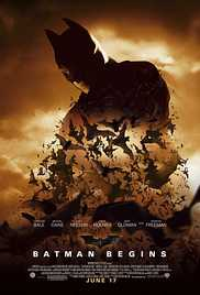 Batman Begins (2005) (BluRay)