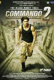 Commando 2 (2017) (DVD Rip) - New BollyWood Movies