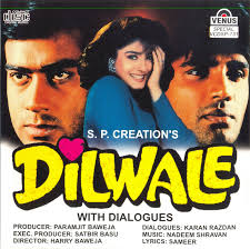Dilwale (1994) (DVD Rip) - Evergreen Bollywood Movies