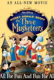 Mickey Donald Goofy The Three Musketeers (2004) (Dvd Rip) - Cartoon Dubbed Movies