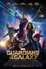 Guardians of the Galaxy (2014) (BluRay)