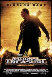 National Treasure (2004) (BluRay)