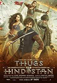 Thugs of Hindostan (2018) (BluRay)