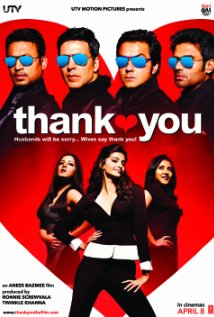 Thank You (2011) (DVD Rip)