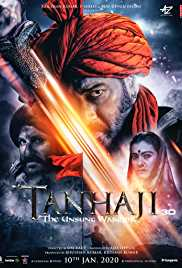 Tanhaji The Unsung Warrior (2020) (WebRip)