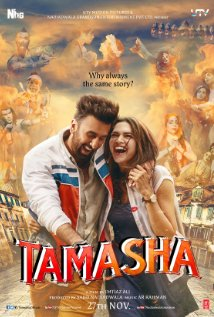 Tamasha (2015) (BluRay) - New BollyWood Movies