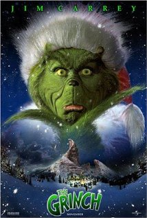 How the Grinch Stole Christmas (2000) (BR Rip) - Hollywood Movies Hindi Dubbed