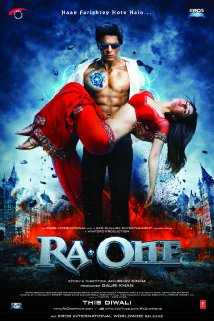 Ra.One (2011) (DVD) - Bollywood Movies