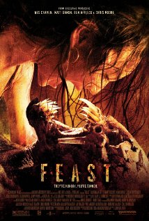 Feast (2005) (BR Rip) - Hollywood Movies Hindi Dubbed