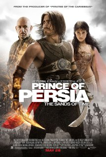 Prince of Persia The Sands of Time (2010) (DVD)