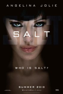 Salt (2010) (DVD) - Hollywood Movies Hindi Dubbed