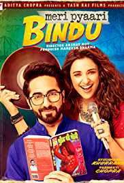 Meri Pyaari Bindu (2017) (HD Rip) - New BollyWood Movies