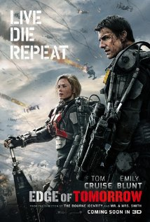 Edge Of Tomorrow (2014) (BR Rip) - New Hollywood Dubbed Movies