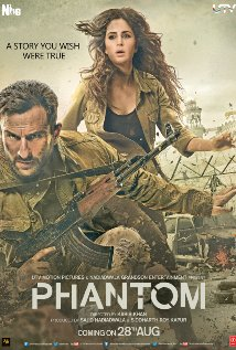 Phantom (2015) (BluRay) - New BollyWood Movies