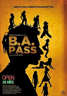 B.A. Pass (2013) (DVD Rip) - Bollywood Movies