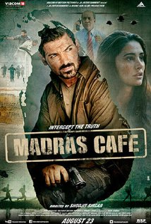 Madras Cafe (2013) (DVD)