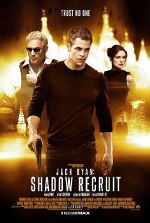 Jack Ryan: Shadow Recruit (2014)  (BR Rip) - New Hollywood Dubbed Movies
