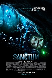 Sanctum (2011) (BR Rip) - Hollywood Movies Hindi Dubbed