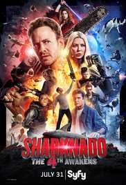 Sharknado 4 The 4th Awakens (2016) (BRRip) Eng
