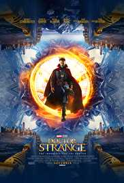 Doctor Strange (2016) (BluRay) - New Hollywood Dubbed Movies