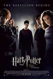 Harry Potter And The Order Of The Phoenix (2007) (BRRip)