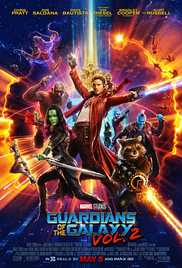 Guardians of the Galaxy Vol. 2 (2017) (BluRay)