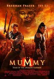 The Mummy - Tomb of the Dragon Emperor (2008) (BluRay)