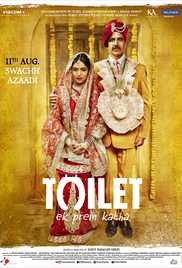 Toilet Ek Prem Katha (2017) (BluRay) - New BollyWood Movies