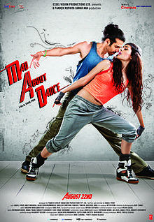 M.A.D Mad About Dance (2014) (DVD Rip)