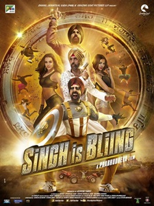 Singh Is Bliing (2015) (DVD Rip) - New BollyWood Movies