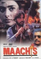 Maachis (1996) (DVD) - Evergreen Bollywood Movies