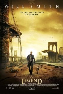 I Am Legend (2007) (DVD)