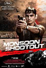 Monsoon Shootout (2017) (DVD Rip) - New BollyWood Movies