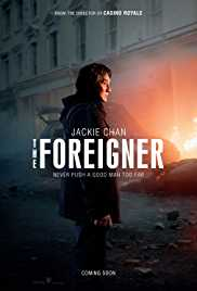 The Foreigner (2017) (BluRay) - New Hollywood Dubbed Movies