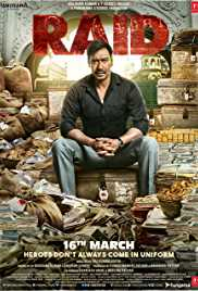 Raid (2018) (BluRay) - New BollyWood Movies