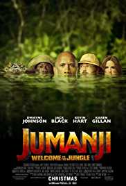 Jumanji Welcome to the Jungle (2017) (Web HD Rip)