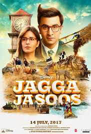 Jagga Jasoos (2017) (BluRay)