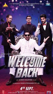 Welcome Back (2015) (BluRay)