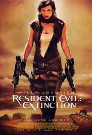 Resident Evil - Extinction (2007) (BluRay)